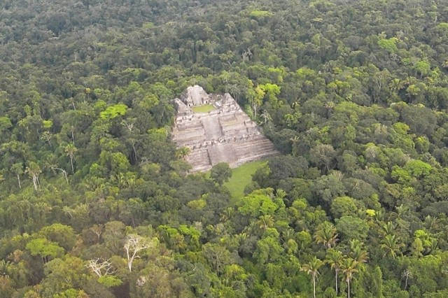 Maya adventure in Belize