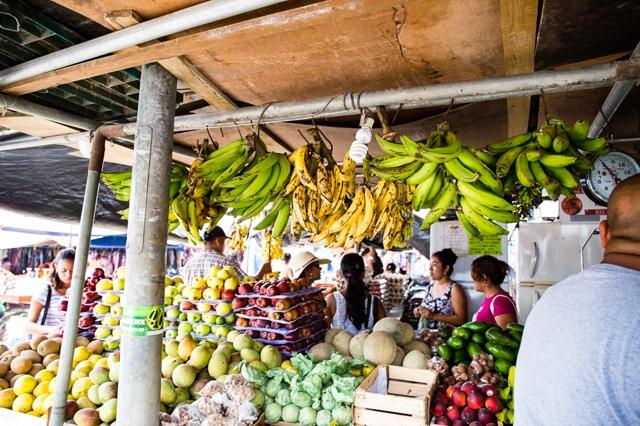 Market San Ignacio Belize