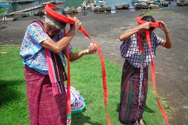 Maya Frauen