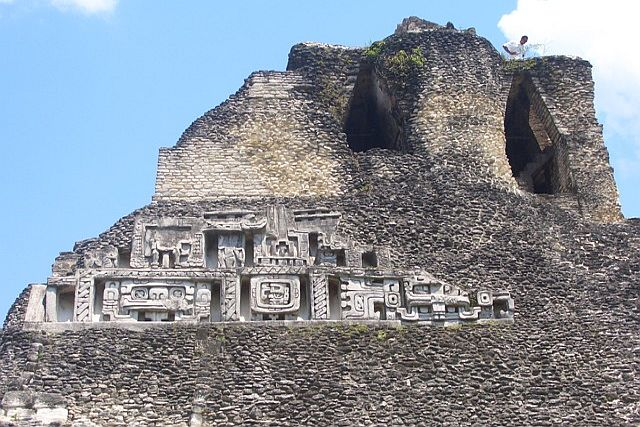 Xunantunich - Tours The West of Belize with Green Valley Inn
