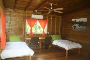 Twin room Belize